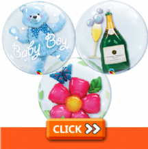 Qualatex Double Bubble Balloons
